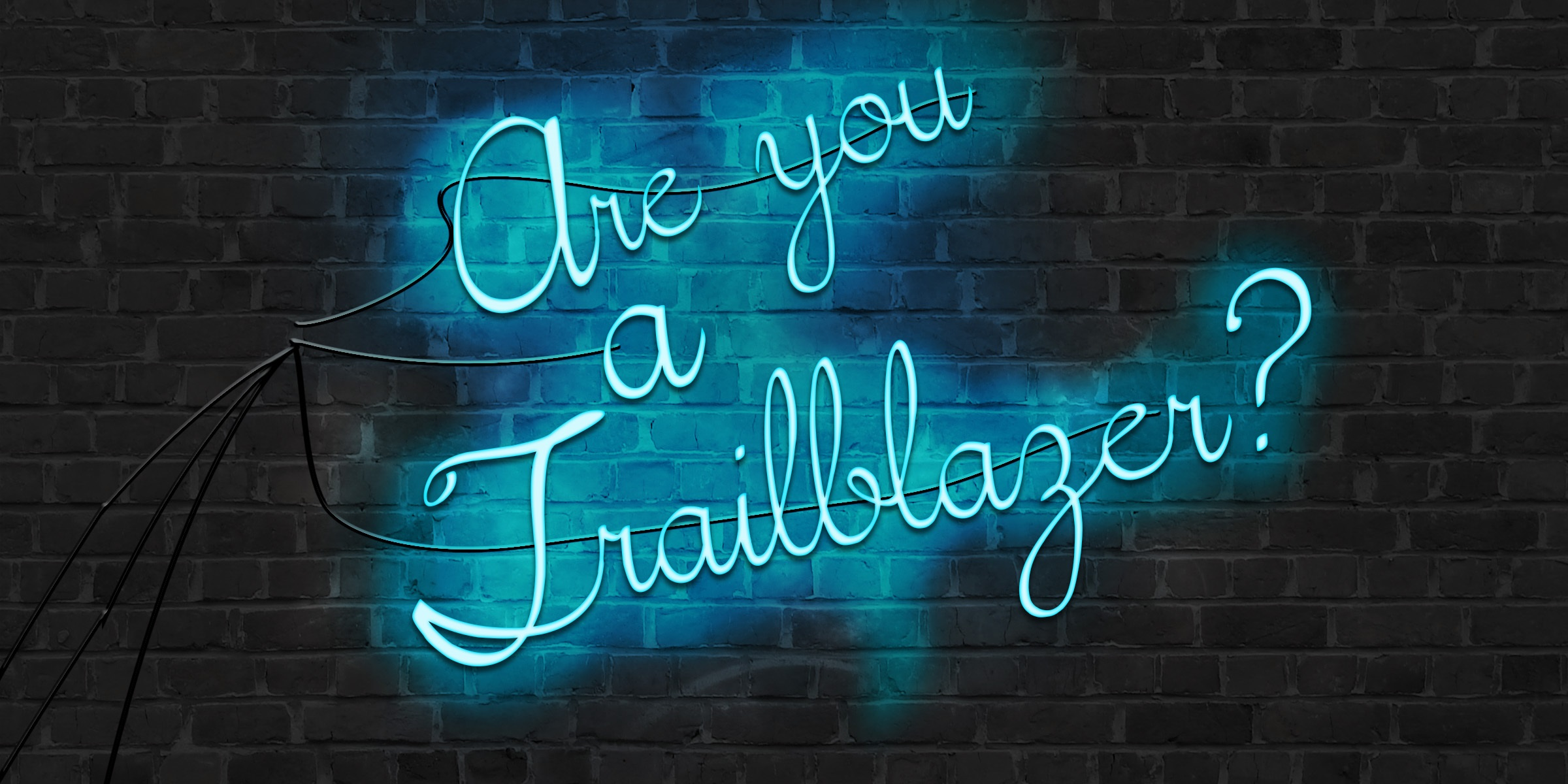 Are you a Trailblazer?