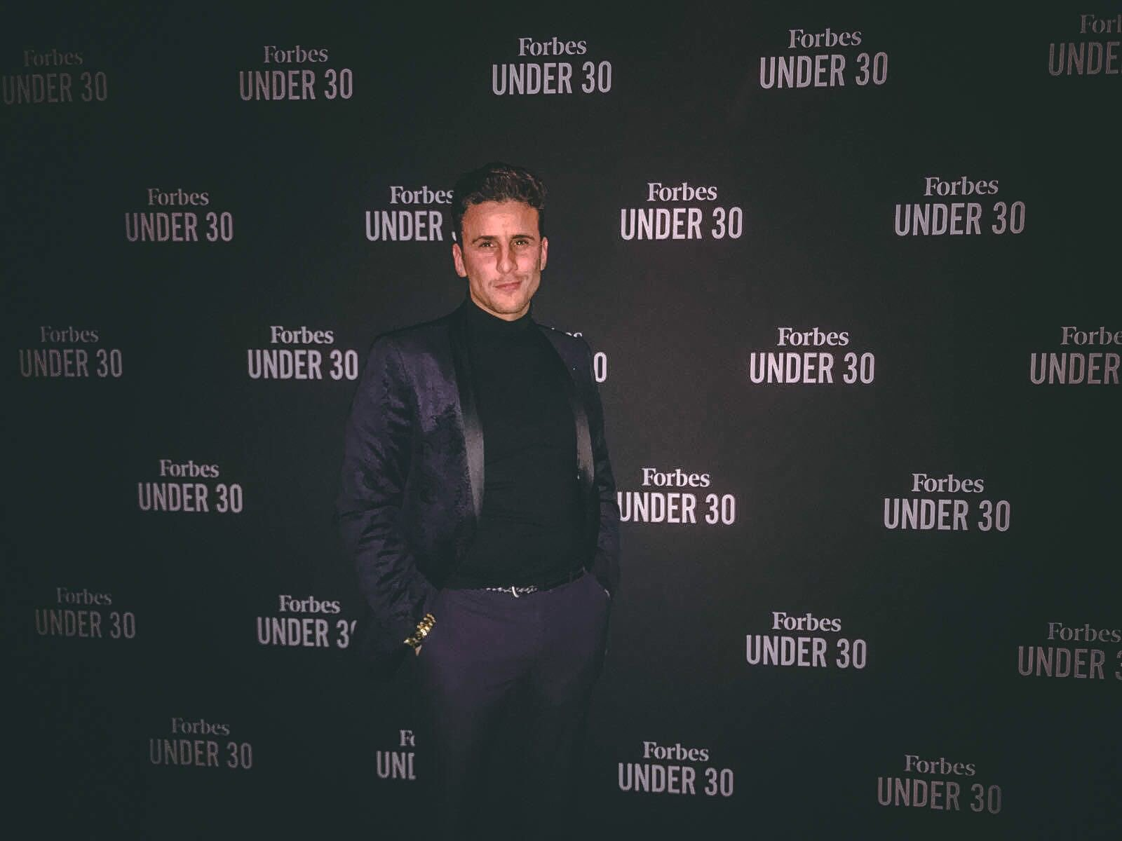 Forbes 30 under 30 launchparty