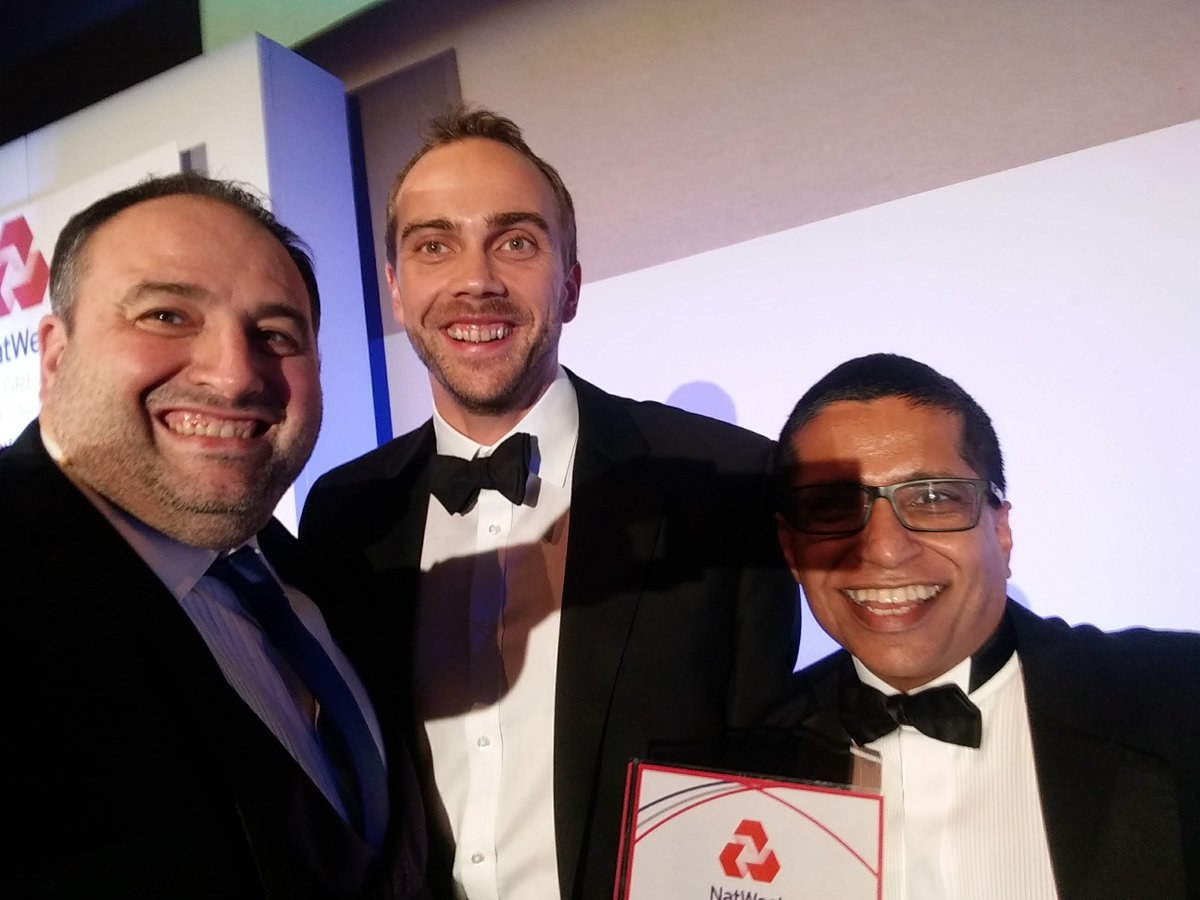 Mark winner at GBEA