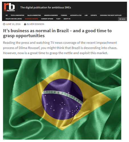Real Business - Brazil